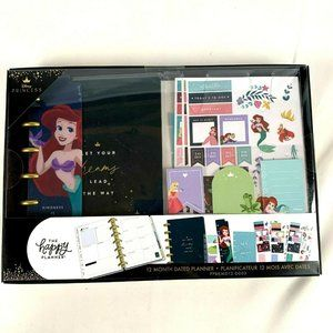2021 Disney Princess Happy Planner Let your Dreams